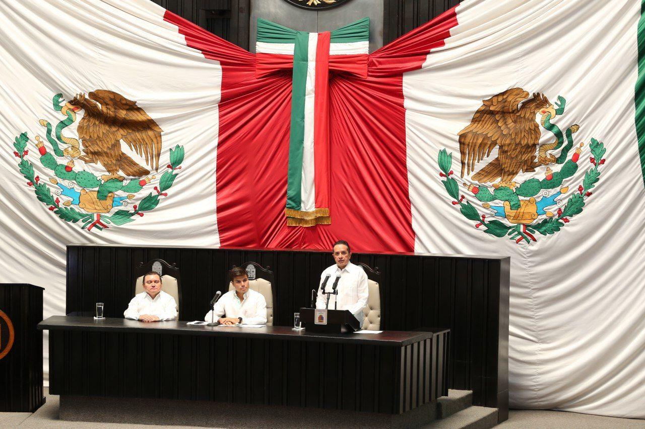 Carlos Joaquín Congreso Quintana Roo